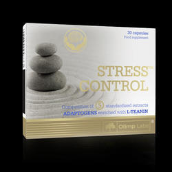 Stress Control Herbal Product