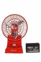 Spice DC Fan