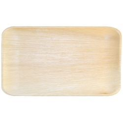 Areca Leaf Plain Tray