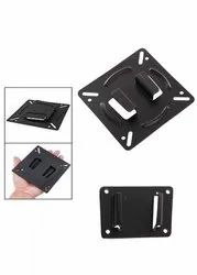 Black Screw Fix Wall Mount Stand Bracket Kit for 14 to 24 Inch LED LCD TV TFT, LCD Size: 10 - 29 inches, Size: 10-29