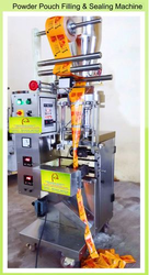 Pharma Packaging Technology Powder Pouch Filling Sealing Machines