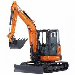 Kubota Excavator Rental