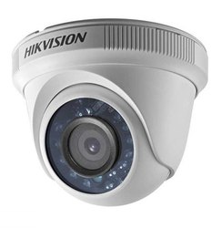 2 MP Day & Night Hikvision Bullet Camera, Camera Range: 15 to 20 m, Lens Size: 3.6 Mm