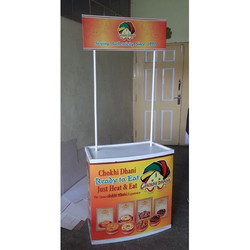 PVC Promotional Stand