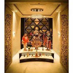 Interior Designing Services Temple Interior Designing Service