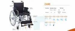 Zane Premium Aluminum Wheelchair