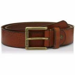 Woodland BT 1071008 Brown Men's Leather Belt