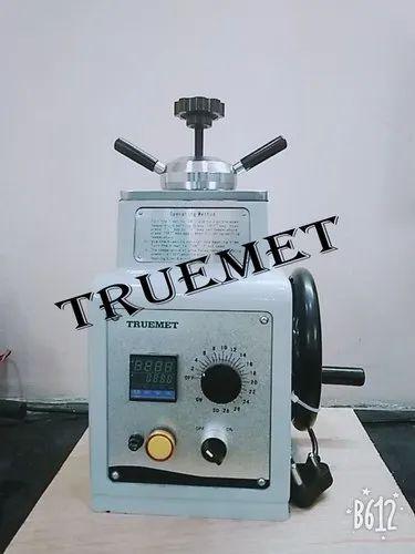 Truemet Automatic Metallurgical Sample Mounting Machine