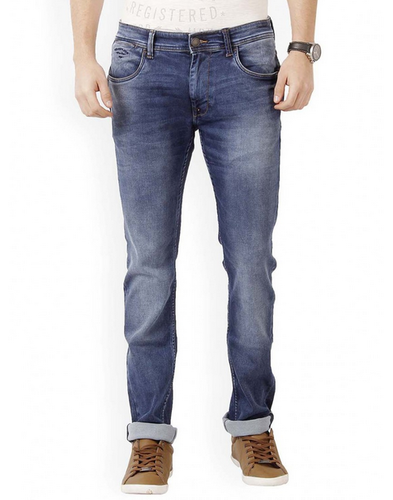 c044488b Blue Derby Jeans Community Cotton Light Faded, Rs 2399 /piece | ID ...