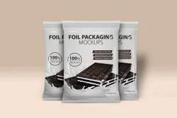 Cosmetic Packaging Pouches And Rolls