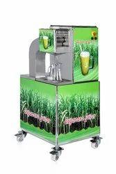 SemiAutomatic Sugarcane Machine