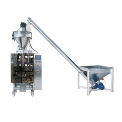 Auger Filler Spices Pouch Packing Machine