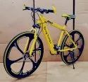 Being Human Yellow Bh27 Cycle