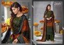 Zulfat Present Simran Pure Jam Satin Dress Materials