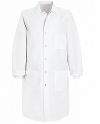 Long Lab Coat