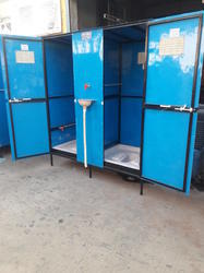 FRP Prefabricated Portable Toilets