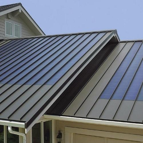 Standing Seam Roofing Sheet At Rs 550 Square Meter
