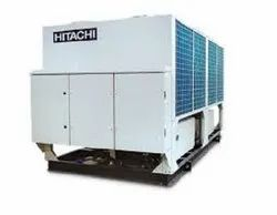 3 Phase Hitachi Air Cooled Chillers, Capacity: 50 - 5000 Ton