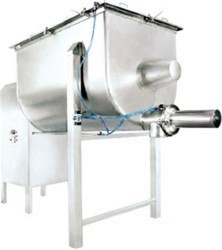 Double Shaft U Mixture machine