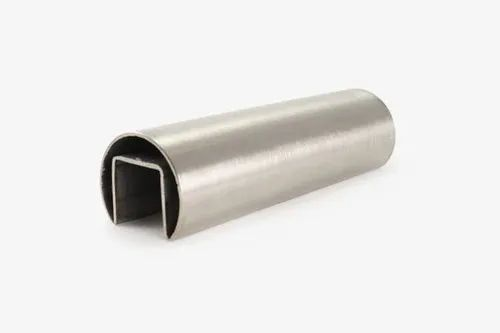 SS Square Slotted Pipe
