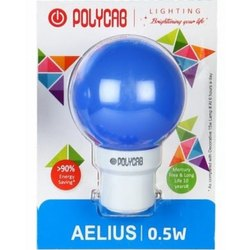 Electric Ceramic Polycab LED Bulb