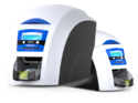 Lucky Plastics Thermal ID Card Printer