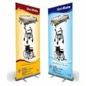 Advertising Roll Up Banner Stand, For Promotion