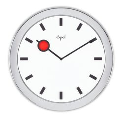 World's Slimmest Wall Clock
