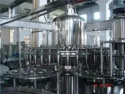 Bottling Machines For Beverages Machinery