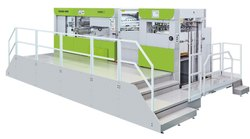 Automatic Diecutting with Stripping Machine.