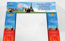 PVC Corporate Outdoor Printing, Automatic Grade: Automatic, Pune