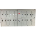 Industrial Meter Panel Board