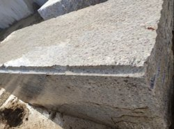 Moon White Granite Blocks
