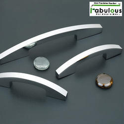 Designer Aluminum Cabinet Handle