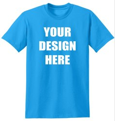 Unisex Custom T Shirt