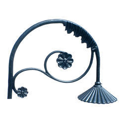 DBR-001 Cast Iron Street Lamp Bracket