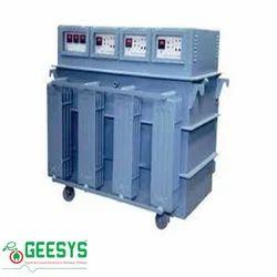 Servo Voltage Stabilizer For Bank