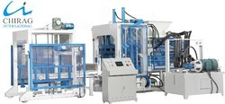 Fully Automatic Fly Ash Brick Press Machine