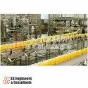 Automatic Fruit Juice Processing Plant Automation