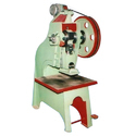 Chappal Cutting Machine
