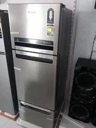 Three Door Whirlpool Refrigerator