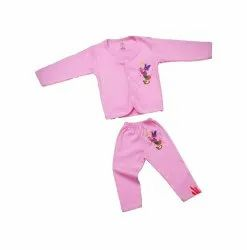 Baby Boy Full Sleeve Jabla With Full Pant