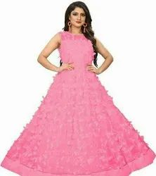 Butterfly Designer Gown