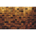 Textured Wood Wall Panel