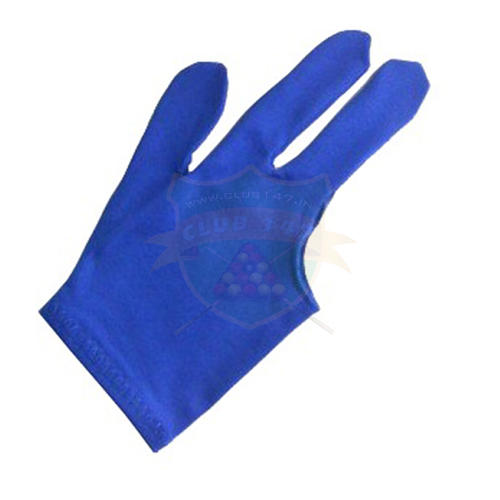 Snooker Table Glove (Blue)