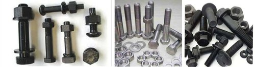 Bolt and Nut and Washer