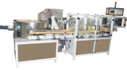 Unscrambler for High Speed Filling Machine