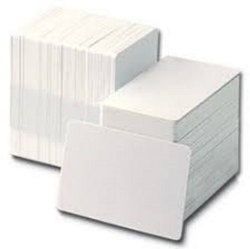 Thermal Plain PVC Card