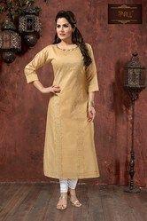 523ca327bcd75 Indusdiva And Woman Tunic Tops Tunics For Women Knee Length Kurta ...