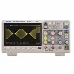 100MHz 1GSa/s 2 Channel Digital Oscilloscope SMO1102E